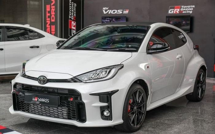 Toyota GR Yaris ludes
