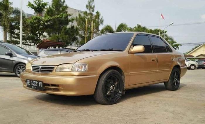 All New Corolla - Mobil Bekas Harga Rp50 Jutaan di Lampung