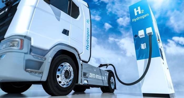 Truk Bahan Bakar Fuel Cell